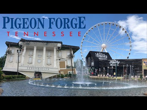 Things To Do In Pigeon Forge 2020 with The Legend