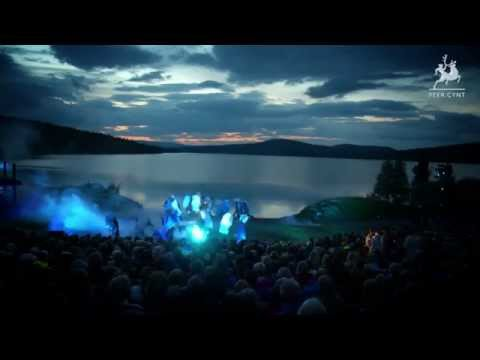 Peer Gynt by lake Gålåvatnet - 2014-2015