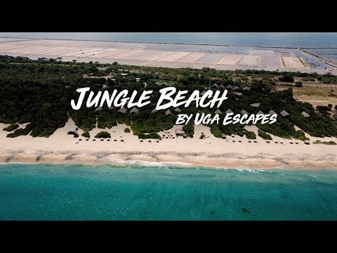 Zwischen Meer und Dschungel: Jungle Beach Hotel in Sri Lanka