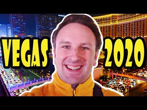 What's New in Las Vegas for 2020
