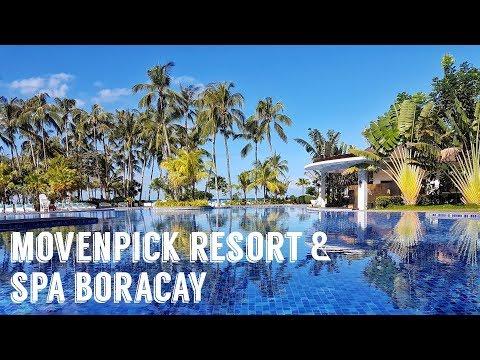 Staying at the Beautiful Movenpick Resort & Spa Boracay