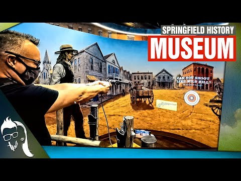 Things To Do In Springfield Mo | Springfield History Museum