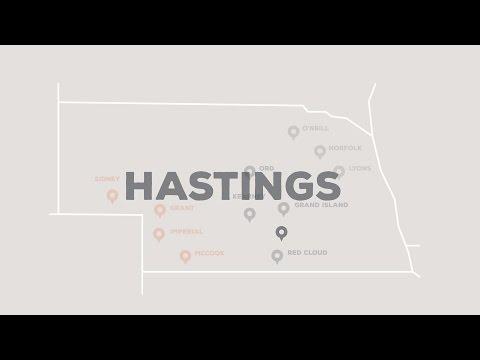 Experience Nebraska: Hastings