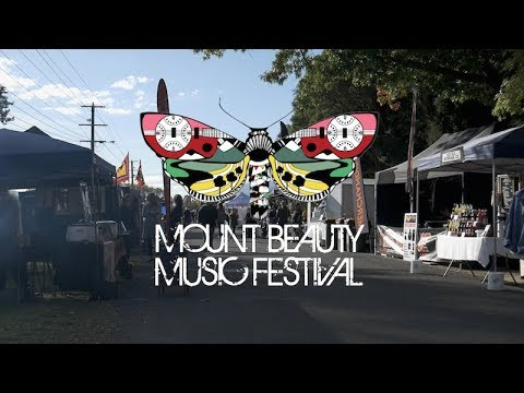 Mount Beauty Music Festival Promo
