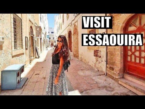 MOROCCO'S COASTAL GEM (Visit Now) - ESSAOUIRA 🇲🇦 !