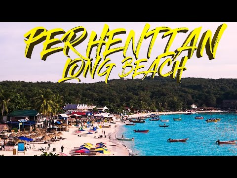 Perhentian Island: Long beach in 3 minutes