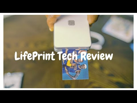 LifePrint Photo/Video Printer Review