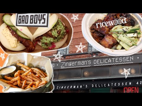 What to Eat in Ann Arbor, Michigan | Best Food + BIG ANNOUNCEMENT!