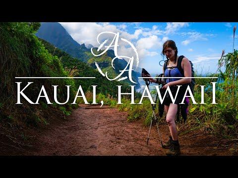The Hidden Beauty of Hawaii's Garden Island | Best Hiking on Kauai, Hawaii in 4K