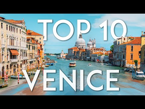 TOP 10 things to do in VENICE | Travel Guide