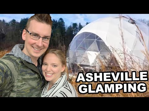 GLAMPING IN ASHEVILLE
