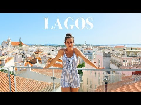 LAGOS   Algarve, Portugal   Let's Travel #21