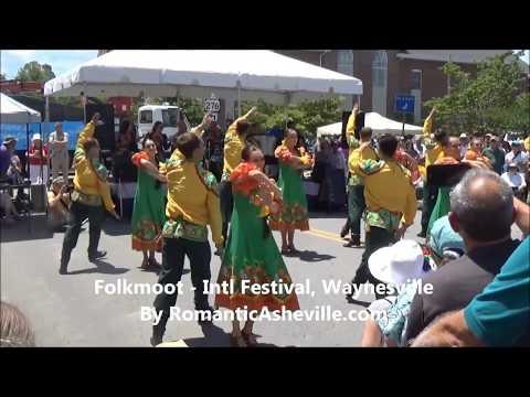 Folkmoot International Day Festival