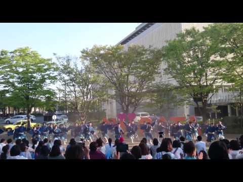 Art Mix Japan 2015 響 連 「神渡し」