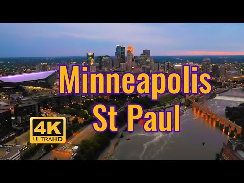 Tour of Minneapolis & St Paul - Travel Destination to Twin Cities