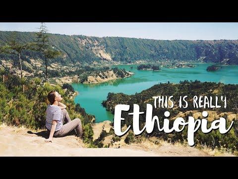 Ethiopia Travel Guide + Vlog   Addis Ababa and Awassa