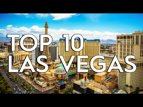 ✅ TOP 10: Things To Do In Las Vegas