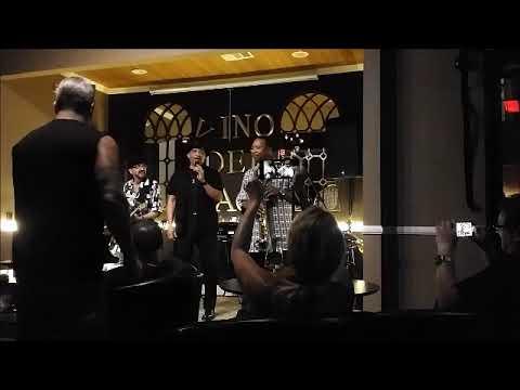 """"""" Vince Priester / Enrique Corro """" at Vino Del Lago / ft: Derrick Cordero"""
