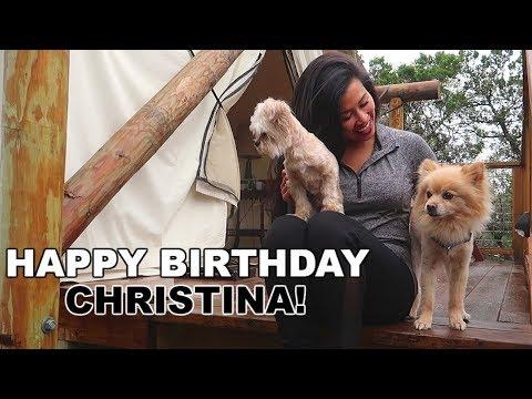 CHRISTINA'S MINI BIRTHDAY GETAWAY | COLLECTIVE HILL COUNTRY RESORT | WIMBERLEY, TX | 2019