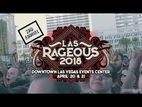 Las Rageous 2018, April 20-21, 2018