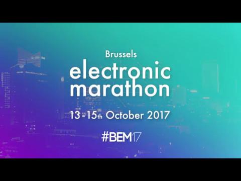 Brussels Electronic Marathon 2017 - #BEM17