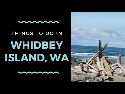 What to Do on Whidbey Island with Kids | Washington | Marcie in Mommyland