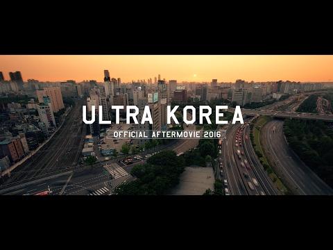 Ultra Korea 2016 (Official 4K Aftermovie)