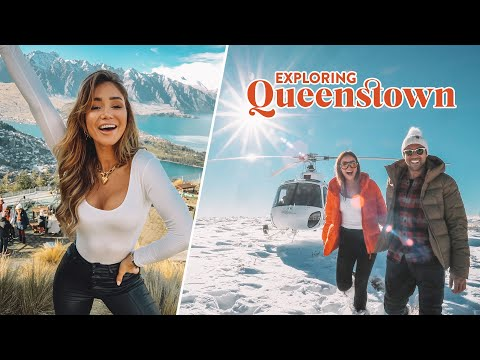 The ULTIMATE adventure holiday   Our Queenstown Vacation Travel Guide