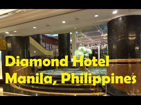 Diamond Hotel - Manila, Philippines