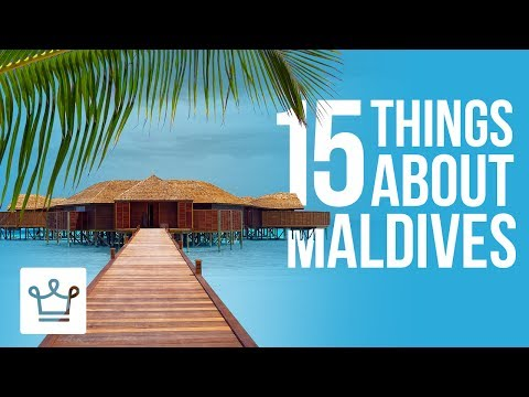 15 Things You Didn't Know About The Maldives