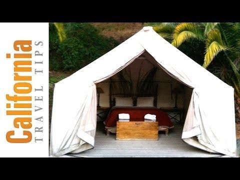 El Capitan Canyon Campground - Santa Barbara | California Travel Tips