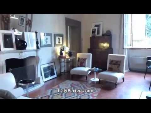 ItalyPerfect.com Tesoro Florence Apartment