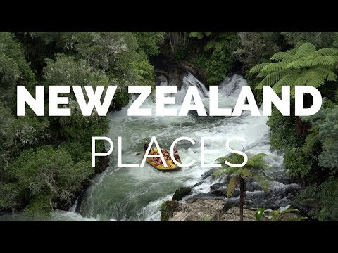 10 Best Places to Visit in New Zealand
