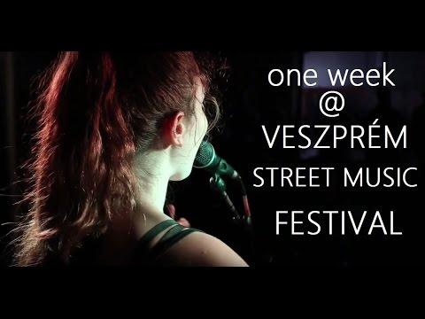 STREET MUSIC FESTIVAL VESZPRÉM 2o15