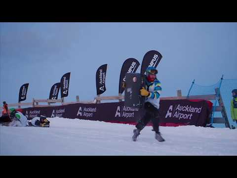 Queenstown WinterFest 2017 Olympus Bobsled Championship