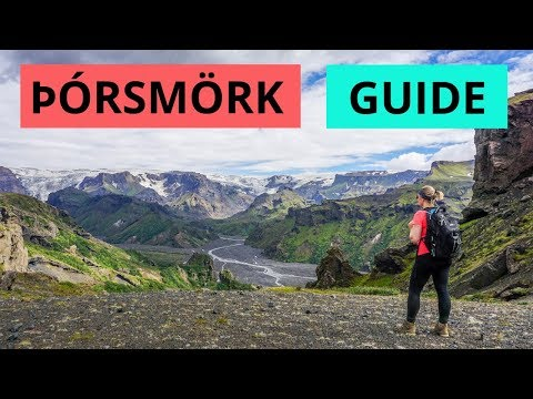 How To Plan A Trip To Thorsmork | Highlands pt. 1
