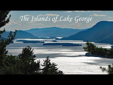 The Islands of Lake George