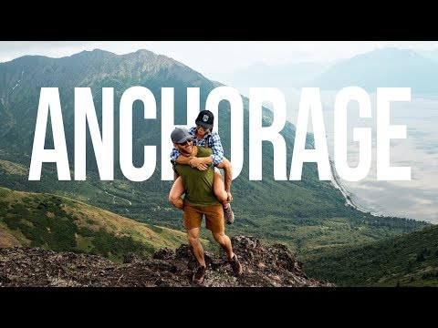 What to do in Anchorage Alaska! - A post cruise travel guide