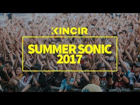 Summer Sonic Festival 2017 (Aftermovie)
