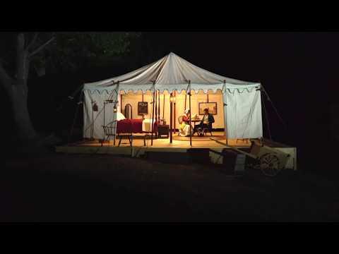 Glam Camping at Riley's Farm