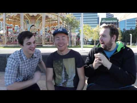 A Comedian's Guide To: Perth City