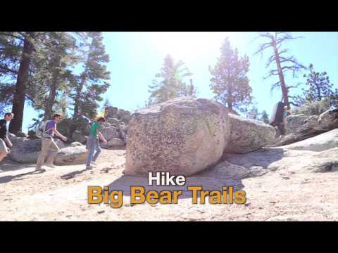 Where to stay in Big Bear Lake