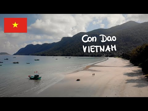 The Best Beach in Vietnam, Con Dao Island | 4K