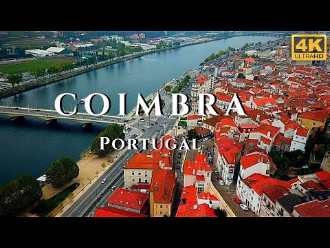 Coimbra Portugal 4k Travel Guide 🇵🇹
