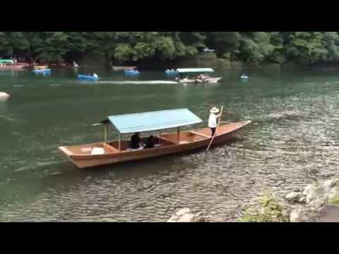 Explore 2015: Katsura River, Arashiyama Park, Kyoto, Japan