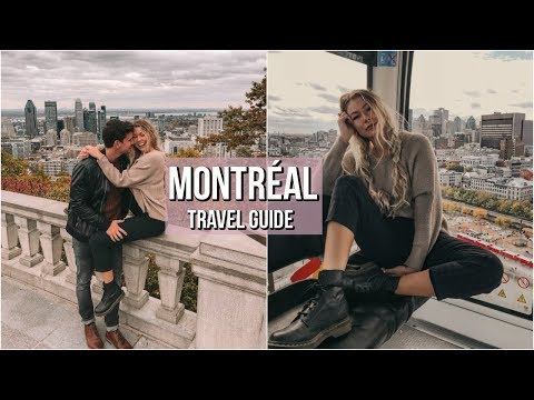 MONTREAL TRAVEL GUIDE! // Our Favourite Spots
