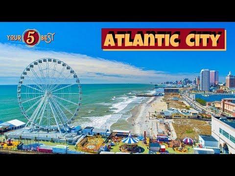 Best of Atlantic City Drone Video
