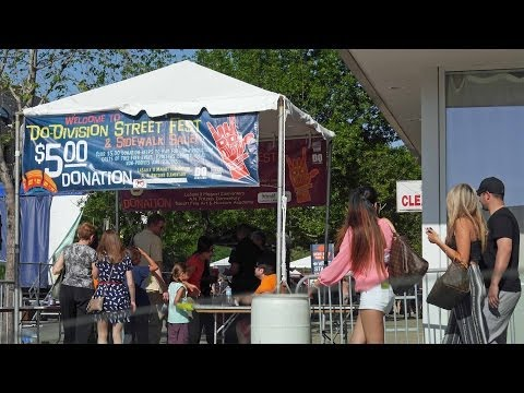 Scenes from the 2014 Do Division Street Fest