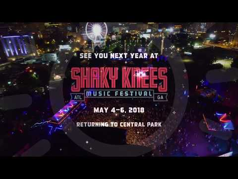 Shaky Knees 2017 Recap Video
