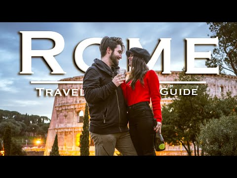 12 ESSENTIAL ROME Italy Travel Tips | WATCH BEFORE YOU GO!